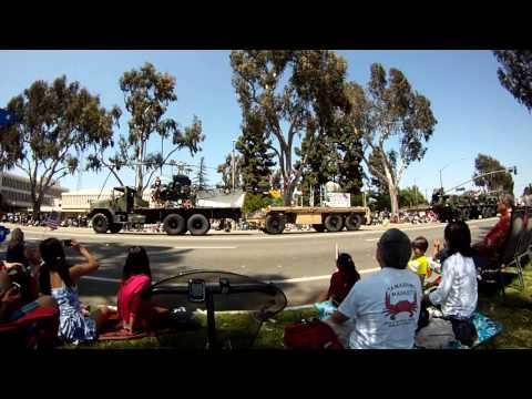 Black Pearl at the Military Day Parade Torrance Ca 2013
