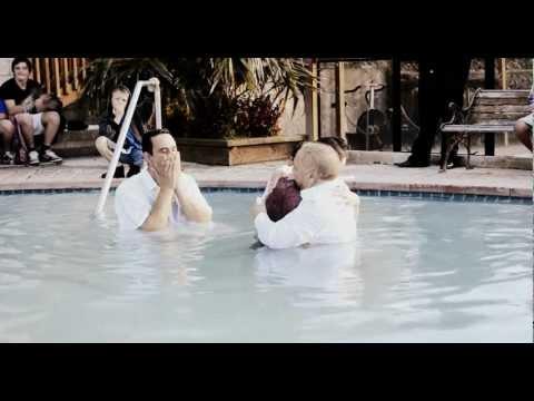 Baptism May 12 - Rex
