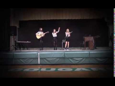 We're Not Gonna Take it - Anti-Bulling music video - Millennium Spaun - Middle School Girls