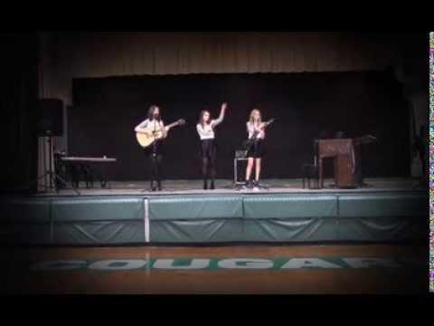 We're Not Gonna Take it - Anti-Bulling music video - Millennium Spaun - Middle School Girls