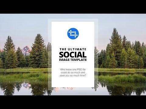 Ultimate Social Image Template