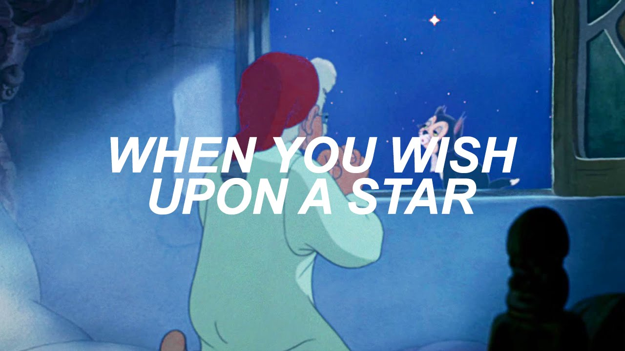 When You Wish Upon A Star Deutsch