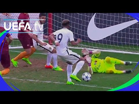 UEFA Youth League highlights: Roma v Monaco
