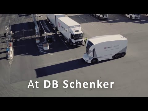 Introducing the world's first fully autonomous and fully electric truck