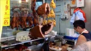 Hong Kong Street Eats