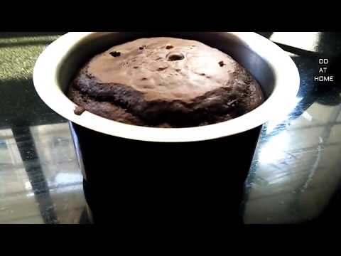 How To Make Cake In Oven At Home In Hindi