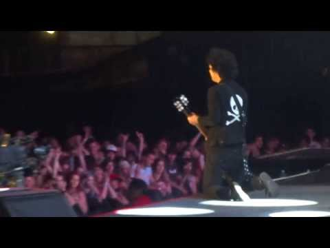 Minority - Green Day [Live at Perth Soundwave 2014]