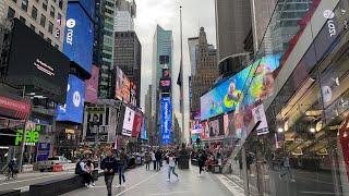 Live from New York City - Midtown Manhattan (November 21, 2020)
