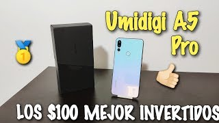 Video UMIDIGI A5 Pro DsD8siwfidQ
