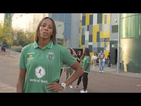 O Sporting  CP e a CUF associam-se à Onda Rosa