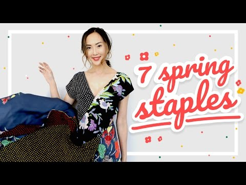 7 Spring Staples