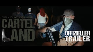CARTEL LAND Trailer 2015 (deutsc HD