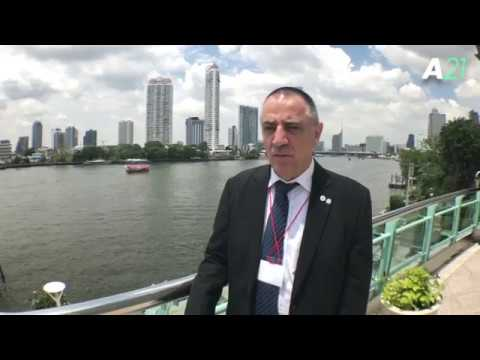 Interview with Johnson Controls at Bangkok marine refrigeration event, April 2017