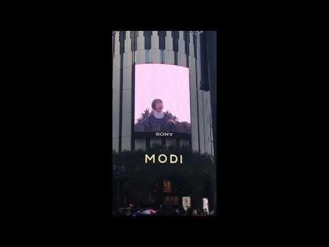 SETA MODI  vision (2018.2.23~「♪花は咲く」)