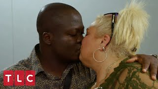 Angela Departs for America | 90 Day Fiancé: Happily Ever After?
