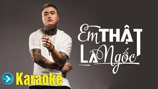 Em Thật Là Ngốc Karaoke (beat chuẩn) - Vũ Duy Khánh