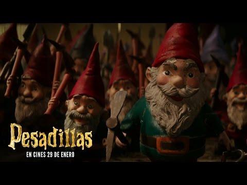 PESADILLAS. Invasión de gnomos. En cines 29 de enero
