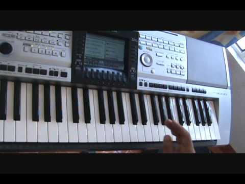 El palomito Tutorial para teclado