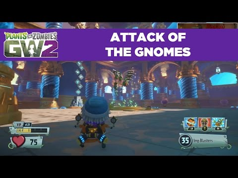 Attack of the Gnomes | Plants vs. Zombies Garden Warfare 2 | Live From PopCap