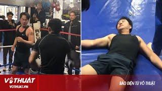 Cái kết đắng lòng của võ sư Kungfu thách đấu cựu võ sĩ UFC gốc Việt