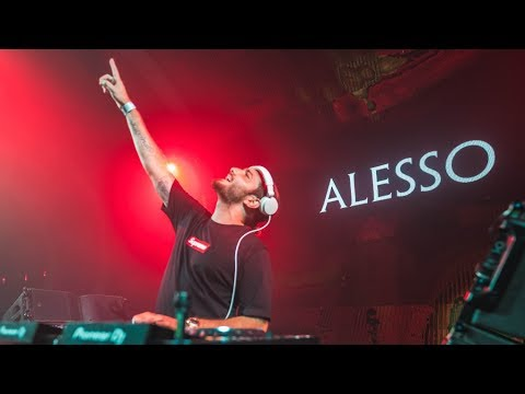 Alesso at Tomorrowland 2018 Weekend 2
