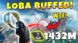 *NEW* LOBA HAS BEEN BUFFED AND BROKEN!  - NEW Apex Legends Funny & Epic Moments #631