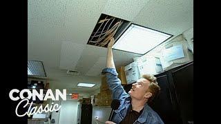 Conan Gives A Tour Of The