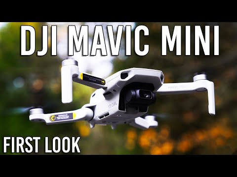 DJI Mavic Mini Drone - Specs & Footage | First Look. Take a look at the DJI Mavic Mini in action! Photographer Jeff Rojas takes the latest drone from DJI out for a spin.