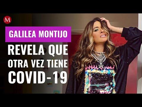 Me dio vomito: Galilea Montijo revela que otra vez tiene covid-19; así lo dijo en 'Hoy'