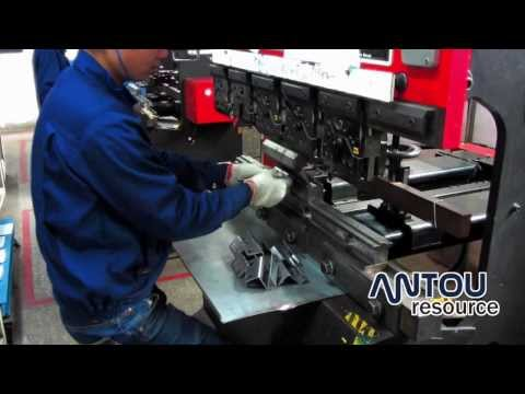 CNC Bending by Antou Resource