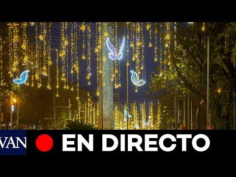 DIRECTO: Acto de encendido de las luces de Navidad en Barcelona