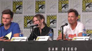 SDCC 2019:  The Flash Panel Part 1