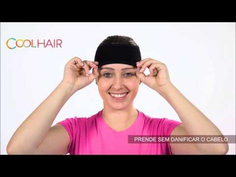 Coolhair faixa para cabelo