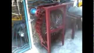 Gravity Wheel - Perpetual Motion Machine
