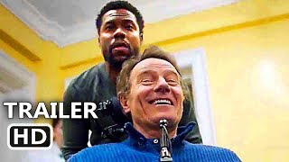 THE UPSIDE Official Trailer (201 HD
