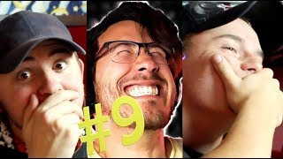 TRY NOT TO LAUGH CHALLENGE!!! #9, MARKIPLIER | Reaction Video |