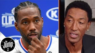 Scottie Pippen doesn't think the Clippers are ready to win a title | The Jump