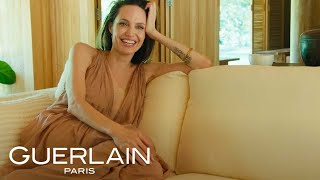BTS Angelina Jolie & Cambodia- Mon Guerlain Eau de Parfum Intense - Chapter 2