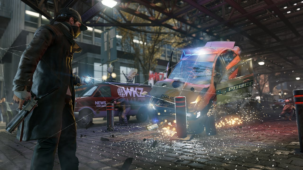 Watch_Dogs release date announced new trailer