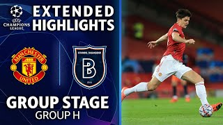 Manchester United vs. Istanbul Basaksehir: Extended Highlights | UCL on CBS Sports
