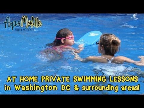 Washington DC at Home Swim Lessons