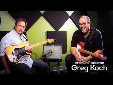 McNally Smith Presents: Greg Koch's Guitar Workshop Series | Lesson 4: Shuffle Rhythm