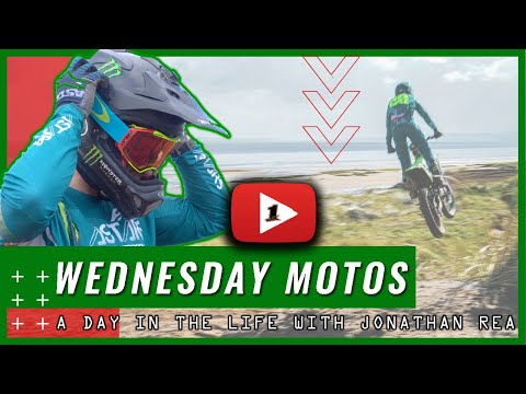 WEDNESDAY MOTOS - A Day in the Life - JR VLOG EPISODE 2
