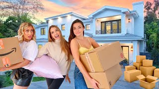 I MOVED IN WITHOUT THEM KNOWING!!