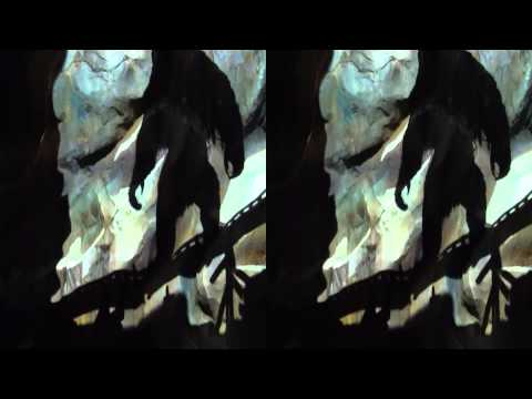 Everest 3D - Full Attraction - Side By Side Disney World - Animal Kingdom