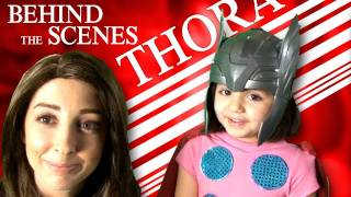 Behind the Scenes of Thora the Explorer