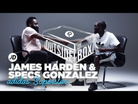 """jdsports.co.uk & JD Sports Discount Code video: """"We're Going To Need Tables and Chairs!"""" James Harden and Specs Gonzalez 