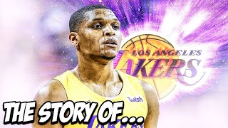 The Inspiring Story Of Zach Norvell Jr.- MEET The UNKNOWN Rookie On The LAKERS?!?!