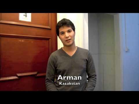 London Student Testimonial - Kazakhstan