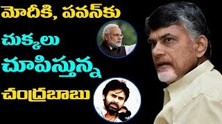 CM Chandrababu Naidu Master Plans for PM Modi and Pawan Ka..
